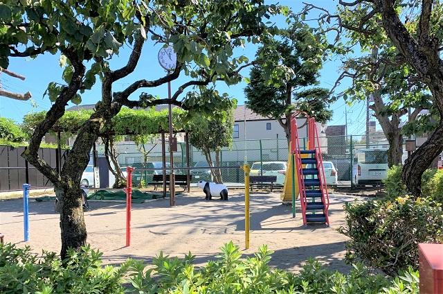 雪谷大塚児童公園