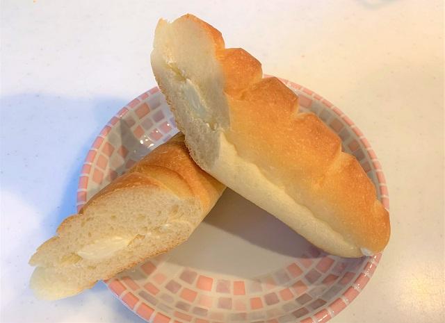 リヨン麦の華パンの切り口